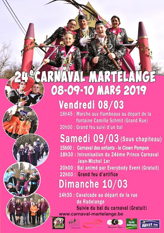 Carnaval de Martelange 2019